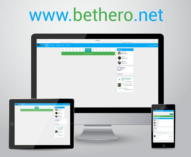 Site Web BetHero