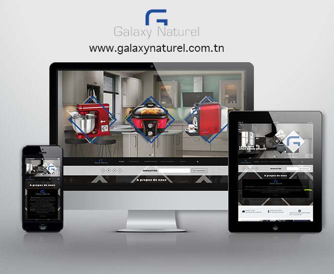 Site Web Galaxynaturel