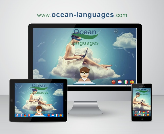 Site Web Ocean Languages